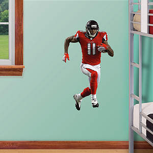 Julio Jones - Fathead Jr. Fathead Wall Decal